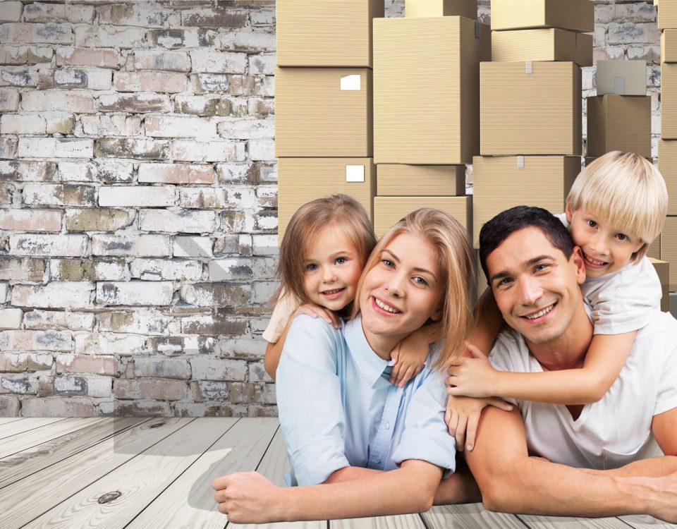 Kinderen en verhuizen