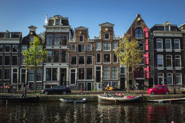 verhuizen in Amsterdam